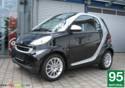 Smart Fortwo 1,0 AUTOMAT