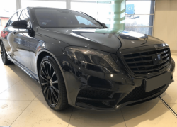 Mercedes S350d Long 4MATIC AUTOMAT